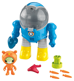 Octonauts Tweaks Octo Max Suit Figurines and Sets