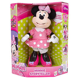 Minnie Mouse Story Teller Figurines and Sets