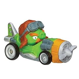 Angry Birds Go! Telepods Green Plane Pod Figurines and Sets