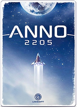 Anno 2205 Collector's Edition PC Games Cover Art