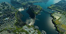 Anno 2205 Collector's Edition screen shot 1
