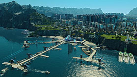 Anno 2205 Collector's Edition screen shot 4