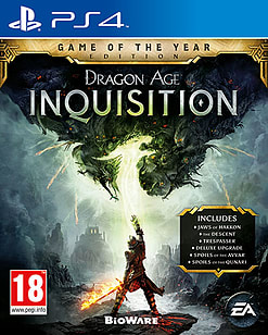 Dragon Age Inquisition Game of the Year Edition PS4