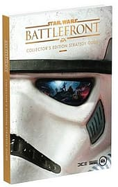 Star Wars Battlefront Collector's Edition Strategy Guide Strategy Guides and Books
