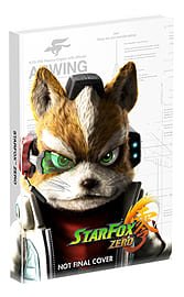 Star Fox Zero Collector's Edition Strategy Guide Strategy Guides and Books