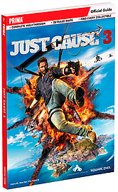 Just Cause 3 Strategy Guide Strategy Guides and Books