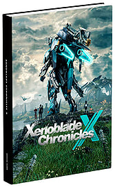 Xenoblade Chronicles X Collector's Edition Strategy Guide Strategy Guides and Books