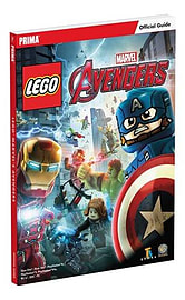 LEGO Marvel's Avengers Strategy Guide