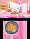 Hello Kitty Apron of Magic Rhythm Cooking screen shot 5