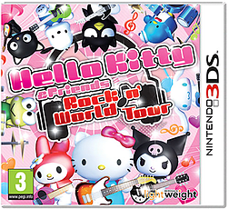 Hello Kitty & Friends: Rockin World Tour 3DS