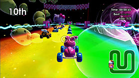 Hello Kitty Kruisers screen shot 1