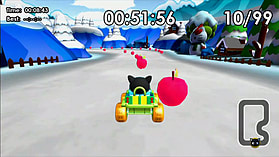 Hello Kitty Kruisers screen shot 3