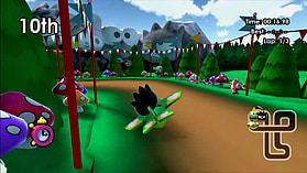 Hello Kitty Kruisers screen shot 9
