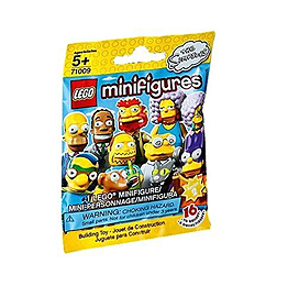 Lego Simpsons - Mini Figures Series 2 (lego 71009) /toys Blocks and Bricks