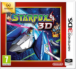 StarFox 64 (Nintendo Select) 3DS