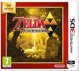 The Legend of Zelda: A Link Between Worlds (Nintendo Select) 3DS