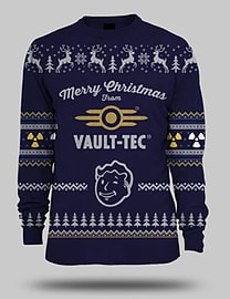 Fallout Christmas Jumper - XXXL - Only at GAME XXXL