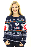Star Wars Battle Of Yavin Christmas Jumper - Extra Small screen shot 2