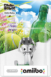 Chibi-Robo - amiibo - Chibi-Robo Collection Toys and Gadgets Cover Art