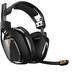 Astro A40 TR Gaming Headset with Mix Amp TR for PS4, PS3 & PC - Black screen shot 1