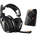 Astro A40 TR Gaming Headset with Mix Amp TR for PS4, PS3 & PC - Black screen shot 2