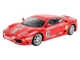 Ferrari 360 M Lehner 1:32 Scale Model Kit Figurines and Sets
