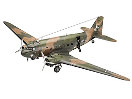 AC-47D Gunship 1:48 Scale Model Kit Figurines and Sets