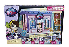 Littlest Pet Shop Style Playset Figurines and Sets