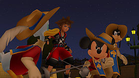 Kingdom Hearts HD 2.8 Final Chapter Prologue screen shot 4