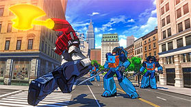 360 TRANSFORMERS DEVASTATION screen shot 1