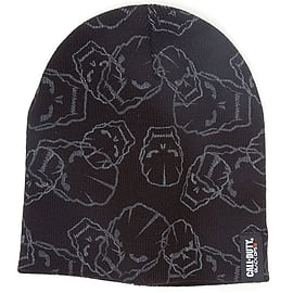 Call of Duty: Black Ops 3 Skull Print Beanie Gifts