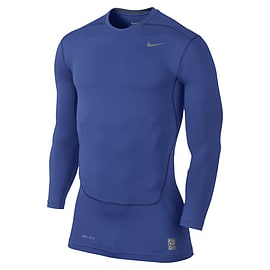 Nike Core Compression 2.0 Long Sleeve Top (Royal) - XL 46-48 Chest (112-124cm) Clothing