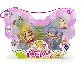 Pinypon Fairy Doll (Pack of 2) Figurines and Sets