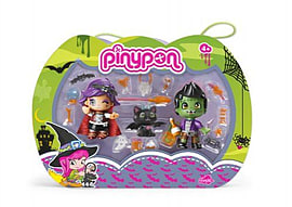 Pinypon Monster Vampire and Frankie Figure Pack Figurines and Sets
