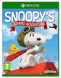 The Peanuts Movie: Snoopy's Grand Adventure Xbox One