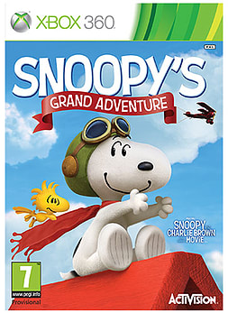 The Peanuts Movie: Snoopy's Grand Adventure Xbox 360