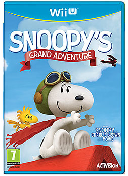 The Peanuts Movie: Snoopy's Grand Adventure Wii U