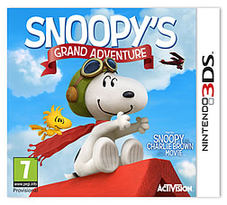 The Peanuts Movie: Snoopy's Grand Adventure 3DS