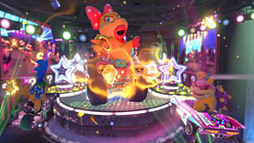 Black Wii U Premium with Mario Kart 8 and Splatoon Multiplay Bundle screen shot 7