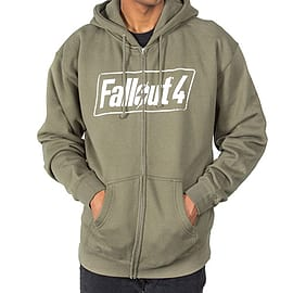 Fallout 4 - Fallout 4 Logo Hoodie S Gifts