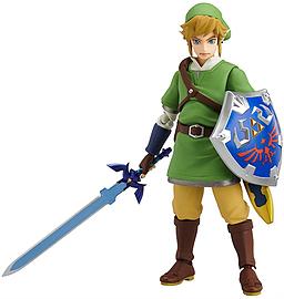 Figma Vinyl The Legend of Zelda Skyward Sword Link Figure Figurines and Sets