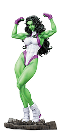Kotobukiya She-hulk Bishoujo Statue Figurines and Sets