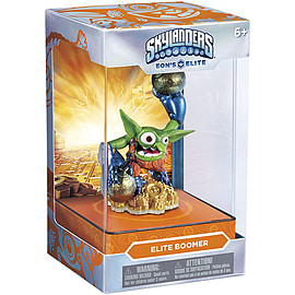 Boomer - Eon's Elite - Skylanders SuperChargers Character - Only at GAME Toys and Gadgets
