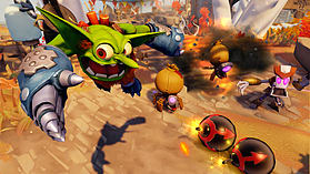 Boomer - Eon's Elite - Skylanders SuperChargers Character - Only at GAME screen shot 2
