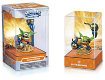 Boomer - Eon's Elite - Skylanders SuperChargers Character - Only at GAME screen shot 3