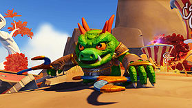 Dinorang - Eon's Elite - Skylanders SuperChargers Character screen shot 1