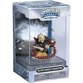 Ghost Roaster - Eon's Elite - Skylanders SuperChargers Character Toys and Gadgets