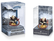 Ghost Roaster - Eon's Elite - Skylanders SuperChargers Character - Only at GAME screen shot 3