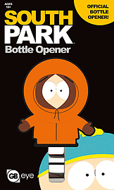 South Park Kenny Rubber Handled Bottle Opener Home - Kitchen