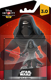 The Force Awakens - Kylo Ren - Disney Infinity 3.0 Figure Infinity